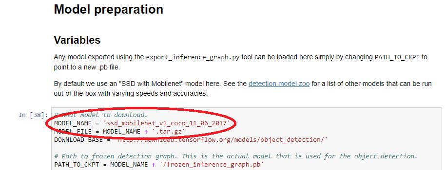 在樹莓派上運行Object Detection API – CH Tseng